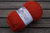 Bluefaced Leicester Burnt Orange